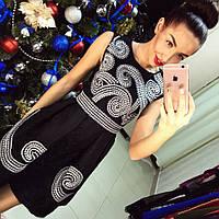 Женское платье. Новогодняя коллекция