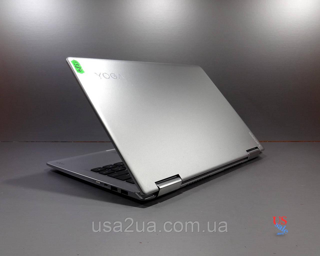 """Ультрабук Ноутбук Lenovo Yoga 710-14IKB i5 7gen 8GB ddr4 SSD 256GB WEb ips 14"""" тач камера гарантія кредит"""