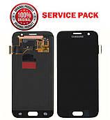 Дисплей + сенсор Samsung G930 GALAXY S7 BLACK Original 100% SERVICE PACK GH97-18523A
