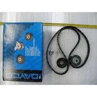 Ремінь ГРМ ВАЗ 2112 (ремінь+ролики) (в упаковці) (виробництво DAYCO)