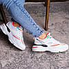 Женские кроссовки Fashion Caruso 1611 36 размер 23 см Белый, фото 2