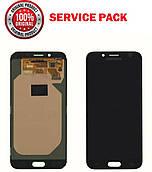 Дисплей + сенсор Samsung J730 J7 PRO 2017 Чорний Оригінал 100% SERVICE PACK GH97-20736A