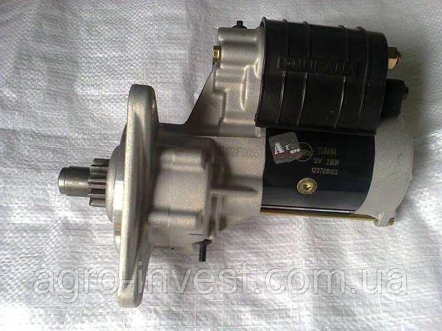 Стартер 24В 3,2 кВт  Д-245, Д-260Е2, Д-245Е2 (Jubana) 243708101