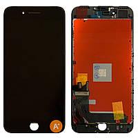 Дисплей (модуль) iPhone 7 Plus (A1661/ A1784/ A1785) Черный 100% Org