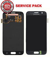 Дисплей + сенсор Samsung G930 GALAXY S7 Срібло Оригінал 100% SERVICE PACK GH97-18523B