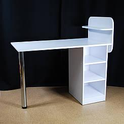 Стіл манікюрний. Стіл для майстра манікюру. Манікюрний стіл складаний. Стіл для нарощування нігтів
