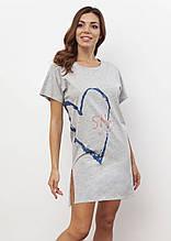 Ночная рубашка ТМ Роксана, коллекция LOVE 1091