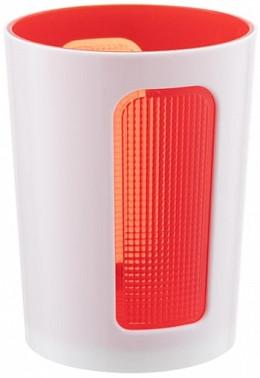 Стакан Scarlet червоний напівпрозорий (ИК 37412000)