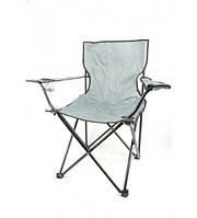 Стілець/крісло доладне для пікніка, риболовлі, дачі 50 х 50 х 80 см