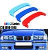 Накладка решетки радиатора BMW 3 E36 М-стиль