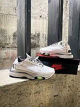 Чоловічі кросівки Nike Air Zoom-Type (білі) стильна літнє взуття К4121