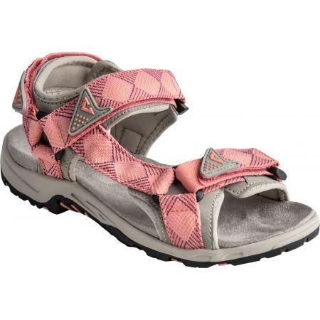 Сандалі жіночі Crossroad MADDY рожеві (р39)