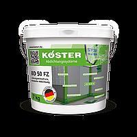 KÖSTER BD 50 еластична гідроізоляція, без розчинників, під облицювання керамічною плиткою, для мокрих і вологи, фото 1