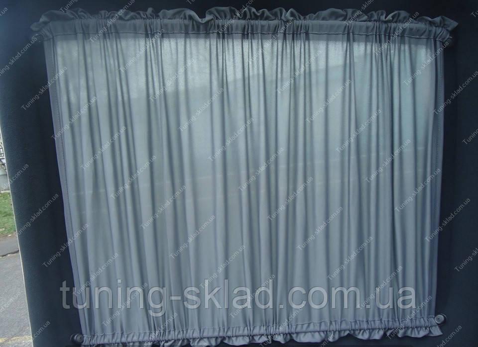 Автомобильные шторки для Фиат Добло 1 (шторки на стекла Fiat Doblo 1)