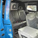 Автомобильные шторки для Фиат Добло 1 (шторки на стекла Fiat Doblo 1), фото 5