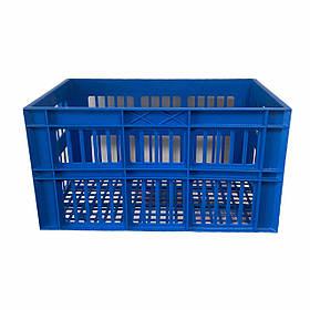Ящик пластиковый хлебный 360 * 366 * 660 Консенсус