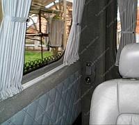 Автомобильные шторки для Фиат Скудо 2 (шторки на стекла Fiat Scudo 2)
