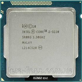 Процессор Intel Core i3 3220 LGA 1155 (BX80637I33220) Б/У
