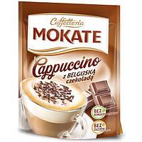 Капучино Mokate Сaffetteria Belgian Chocolate 110 г 26.075, КОД: 366981
