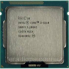 Процессор Intel Core i3 3210 LGA 1155 (BX80637I33210) Б/У