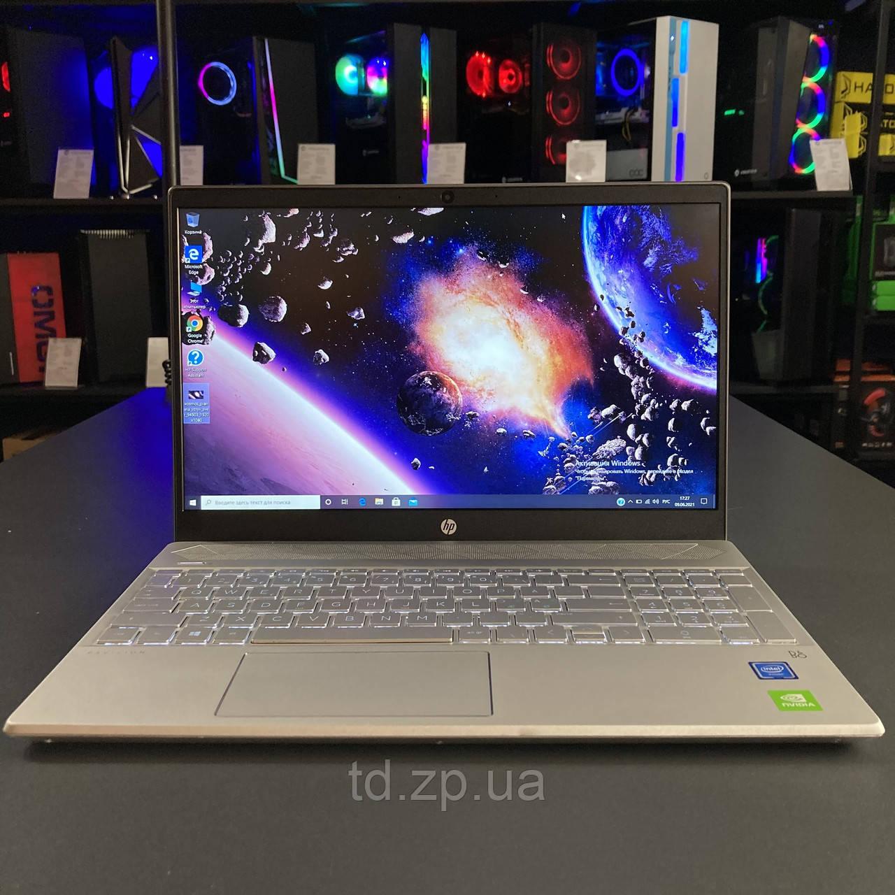 "Ноутбук HP Pavilion LapTop 15-cs 3101 15.6"" Intel Core i5-1035g4/8Gb DDR4/512Gb SSD"