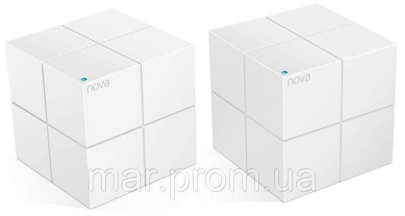 WiFi-система TENDA MW6 NOVA MESH AC1200 (2шт)