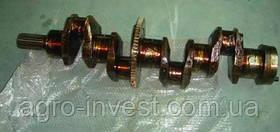 Вал коленчатый А-41 (ДТ 75М) 41-04С5-4