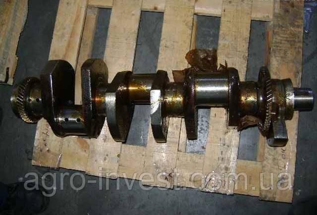 Вал коленчатый СМД-60/72  60-04008.01