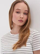 Женская футболка в полоску. Размер XS