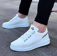 Мужские кроссовки Legend white