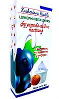 Пастила с йогуртом ЧЕРНИКА ФУНДУК, 40 г, ТМ Кучерява пастила, фото 1
