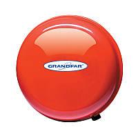 Расширительный плоский бак для систем отопления GRANDFAR 8л.
