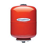Расширительный сферический бак для систем отопления GRANDFAR 8л.