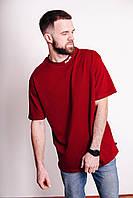 Модная мужская футболка оверсайз, мужская хлопковая свободная футболка Турция IceMan