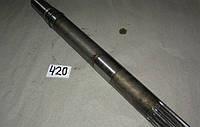 """Вал муфты сцепления 31А-2103-2А  """"ДОН-1500"""" новый образец"""