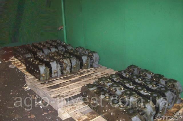 Головка блока цилиндров А-41 в сборе 43-06С9