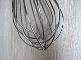 Средний венчик - ЛИРА для разрезания сырного сгустка, фото 2