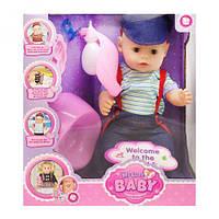 "Пупс ""My baby"", мальчик sv-94,Беби борны, Игровые пупсы, Пупс карапуз, Baby born, Кукла беби, Куклы пупсы,"