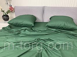 Комплект постільної білизни євро розмір 200/220 см, простирадло 220/240 см, нав-ки 70/70,тканина сатин 100% бавовна