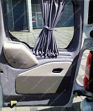 Автомобильные шторки для Пежо Партнер 2 (шторки на стекла Peugeot Partner 2)