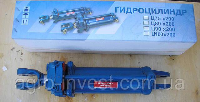 Гидроцилиндр ГЦ-80.40х200.01