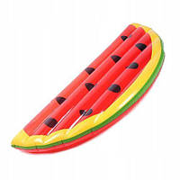 """Надувной матрас """"Арбуз"""" КВ-070,Пляжный матрас для плавания, Детский надувной круг для купания, Надувная акула,"""
