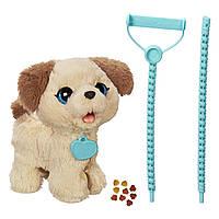 "Интерактивный щенок FurReal Friends Pax My Poopin из серии ""Уход за питомцем"", фото 1"