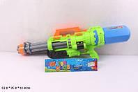 Водный пистолет, с насосом