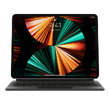 "Apple Magic Keyboard for iPad Pro 12.9"" 4th Gen. - US English (MXQU2)"