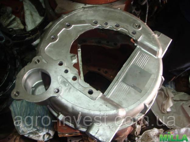 Картер маховика дизеля СМД-15 под стартер 15К-0103 (алюминий)