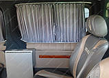 Автомобильные шторки для Рено Кангу 2 (шторки на стекла Renault Kangoo 2), фото 3