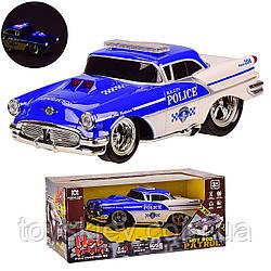 Машина р|к акум. MK8038B (18шт|2) світло,звук, в кор. 37*19*16,5 см, р-р іграшки– 26*11.5*10 см