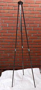 Тренога костровая разборная в чехле под казан 1000 мм для костра