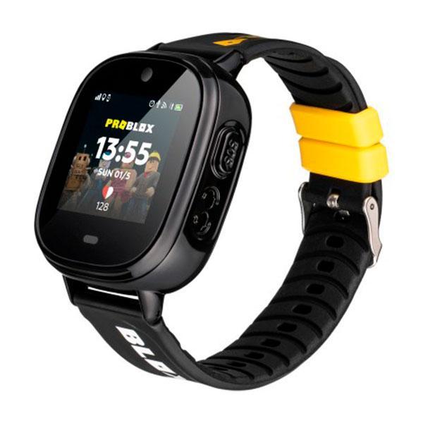 Смарт-годинник Gelius ProBlox GP-PK005 (IP67) Black Kids smart watch, GPS tracker (ProBlox GP-PK005